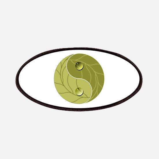 Yin Yang Nature Patch