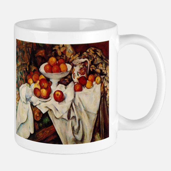 Apples and Oranges by Paul Cezanne Mugs