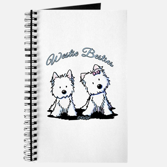 Westie Besties Journal