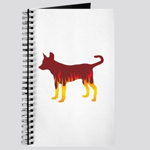 Yaller Flames Journal