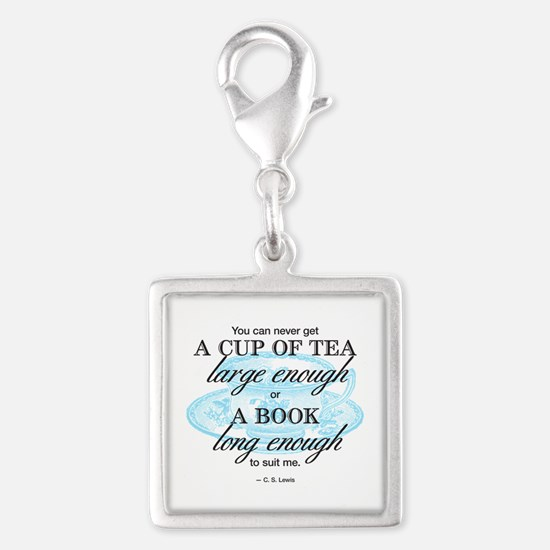 Tea Quote Charms