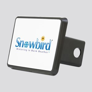 Snowbird - Wintering in Warm Weather Hitch Cover