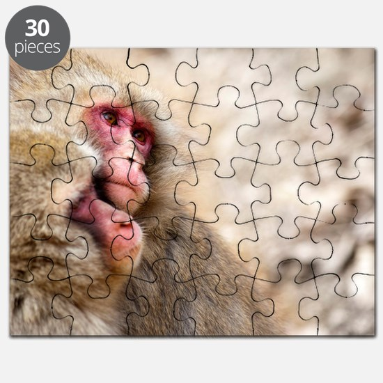 two monkeys Puzzle