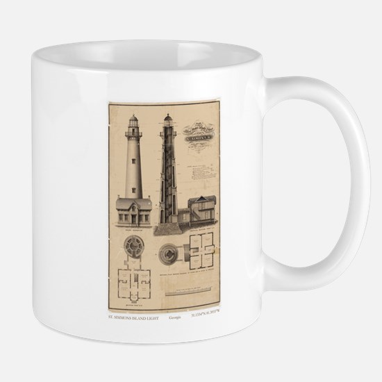 Assateague Light. Mug