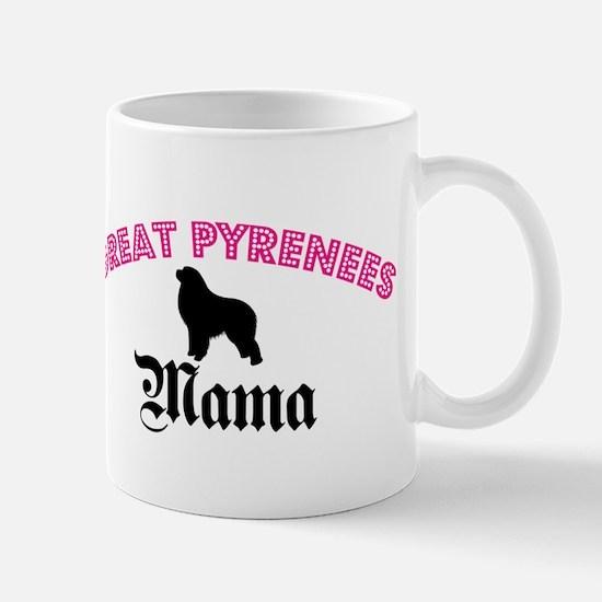 Great Pyrenees Mama Mug