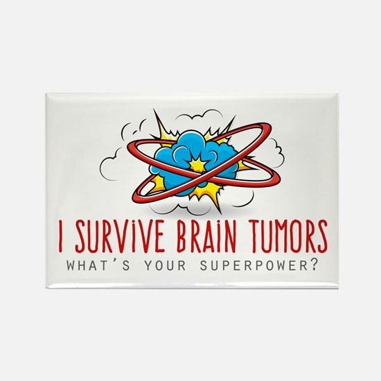 I Survive Brain Tumors Magnets