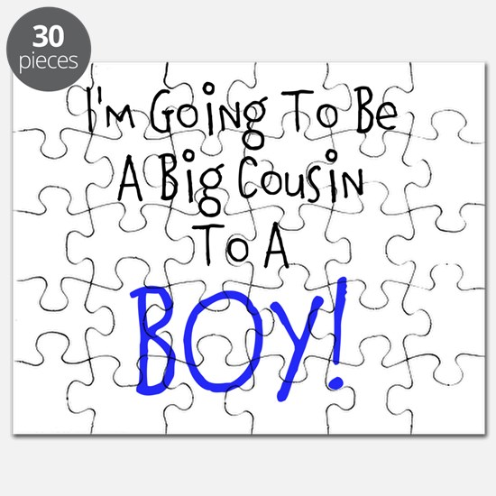 Big Cousin - Boy Puzzle