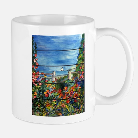 Tiffany Seascape Mugs