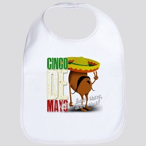 Cinco De Mayo - Bean there, done that! Bib