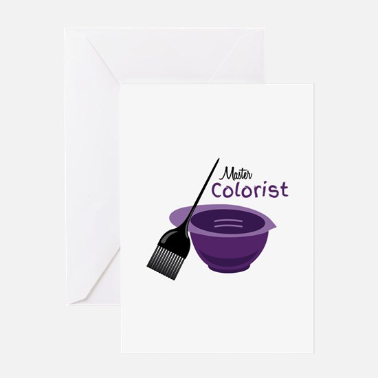 Master Colorist Greeting Cards