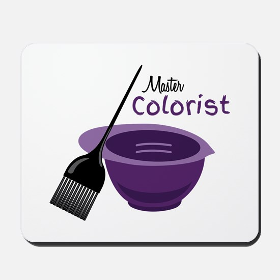 Master Colorist Mousepad