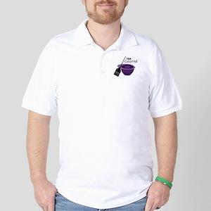 Master Colorist Golf Shirt