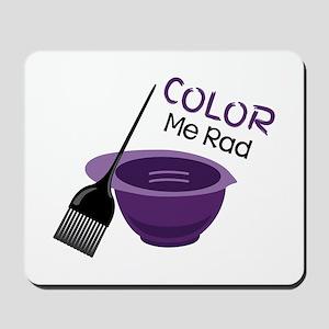 Color Me Rad Mousepad