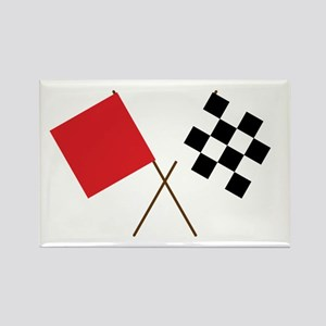 Racing Flags Magnets