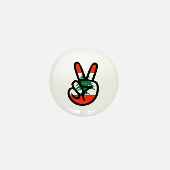 Victory of Lebanon Mini Button