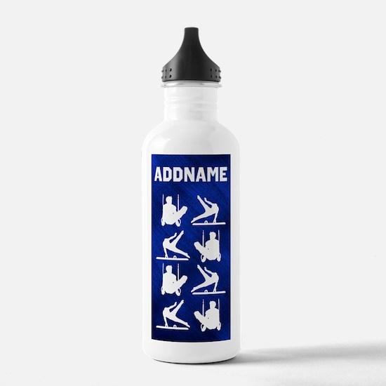 GYMNAST POWER Sports Water Bottle