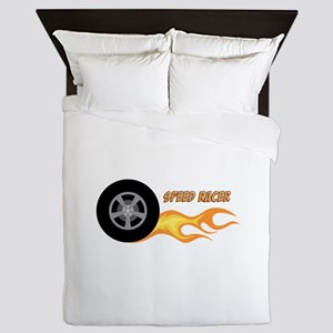 SPEED RACER Queen Duvet