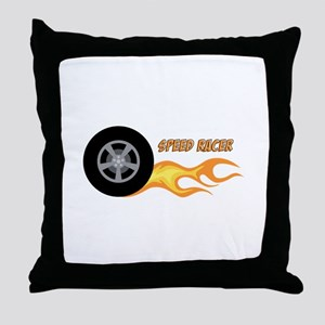 SPEED RACER Throw Pillow