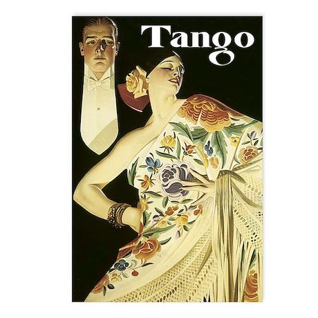 Tango Postcards (8 pak)