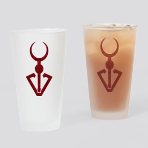 The Following Cult Symbol Drinking Glass