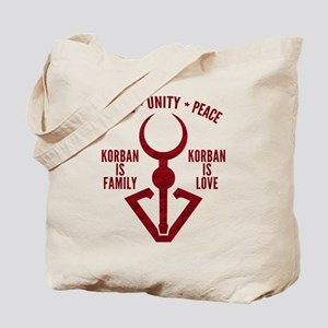 The Following Korban Cult Tote Bag