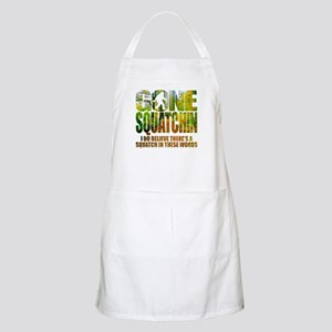 Gone Squatchin *Wooded Path Edition* Apron