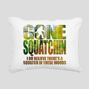 Gone Squatchin *Wooded Path Edition* Rectangular C