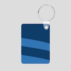 Santiago de Cuba Retro Badge Keychains
