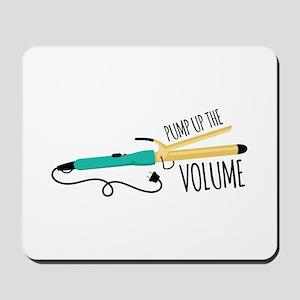 Pump Up The Volume Mousepad