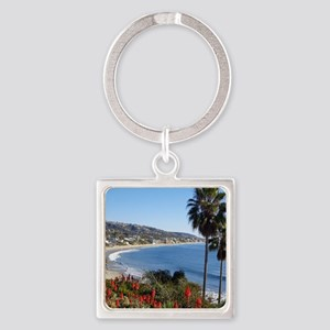 Laguna beach,california Keychains