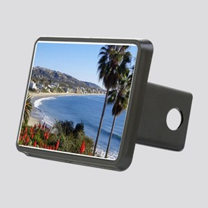 Laguna beach,california Rectangular Hitch Cover