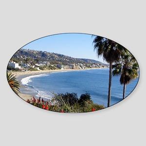 Laguna beach,california Sticker
