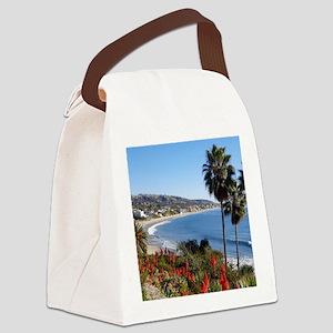 Laguna beach,california Canvas Lunch Bag