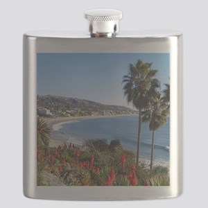 Laguna beach,california Flask