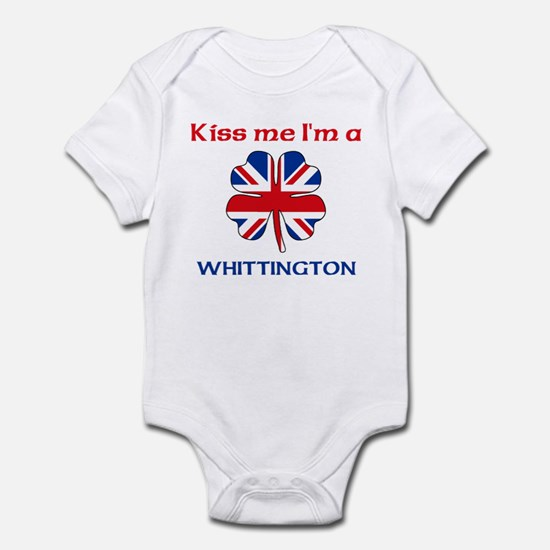 Whittington Family Infant Bodysuit