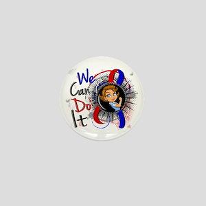 CHD Rosie Cartoon WCDI Mini Button