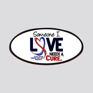 CHD Needs a Cure 2 Patches