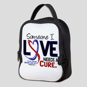 CHD Needs a Cure 2 Neoprene Lunch Bag