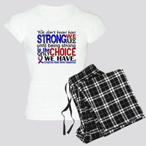 CHD How Strong We Are Women's Light Pajamas