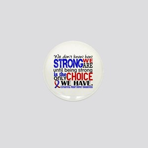 CHD How Strong We Are Mini Button