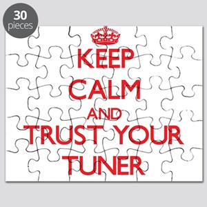Keep Calm and trust your Tuner Puzzle