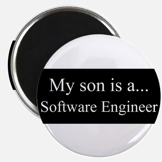 Son - Software Engineer Magnets