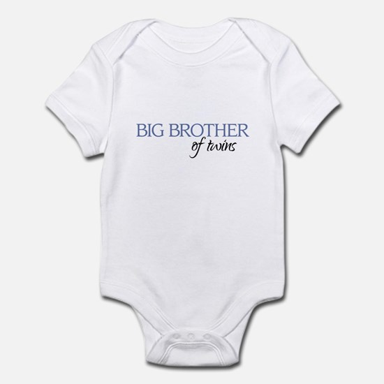 Big Brother of Twins - Infant Bodysuit