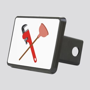 Pipe Wrench Toilet Plunger Hitch Cover