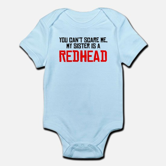 My Sister Is A Redhead Body Suit