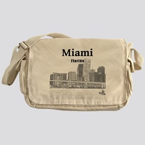Miami Messenger Bag