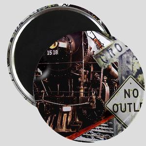 SQU Train Collage Magnets