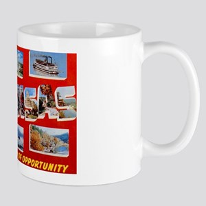 Arkansas Greetings Mug