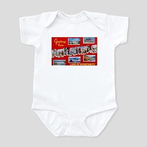 Arkansas Greetings Infant Bodysuit