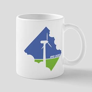 Wind Energy Logo Mug